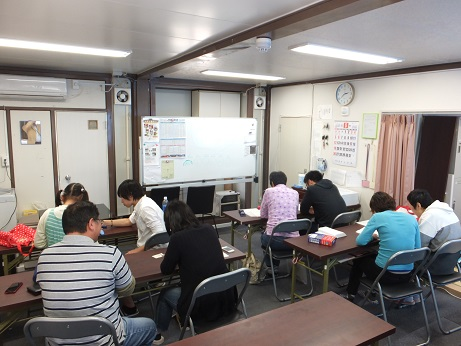 20130518 class afternoon1